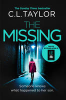 Cover for The Missing by C. L. Taylor