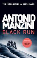 Cover for Black Run by Antonio Manzini