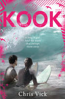 Cover for Kook by Chris Vick