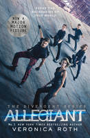 Cover for Allegiant by Veronica Roth