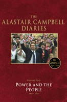 Cover for Diaries Volume Two : Power and the People by Alastair Campbell