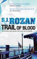 Cover for Trail of Blood by S. J. Rozan