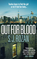 Cover for Out for Blood by S. J. Rozan