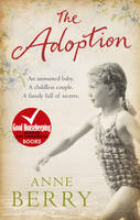 Cover for The Adoption by Anne Berry