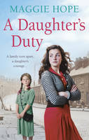 Cover for A Daughter's Duty by Maggie Hope