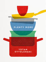 Cover for Plenty More by Yotam Ottolenghi