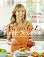 Cover for Annabel's Family Cookbook by Annabel Karmel