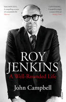 Cover for Roy Jenkins by John Campbell