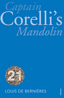 Cover for Captain Corelli's Mandolin by Louis de Bernieres