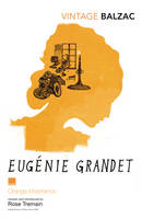 Cover for Eugenie Grandet by Honore de Balzac