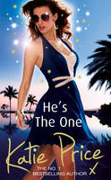 Cover for He's the One by Katie Price