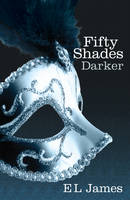 Cover for Fifty Shades Darker by E. L. James
