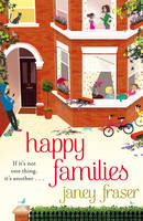 Cover for Happy Families by Janey Fraser