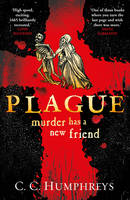 Cover for Plague by C. C. Humphreys