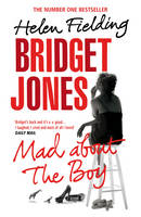 Cover for Bridget Jones: Mad About the Boy by Helen Fielding