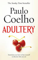 Cover for Adultery by Paulo Coelho