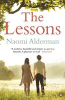 Cover for The Lessons by Naomi Alderman