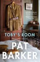 Cover for Toby's Room by Pat Barker