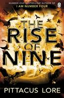 Cover for The Rise of Nine by Pittacus Lore