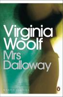 Cover for Mrs Dalloway by Virginia Woolf