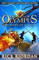 Cover for The Mark of Athena by Rick Riordan