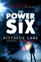 Cover for The Power of Six by Pittacus Lore