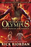 Cover for The House of Hades by Rick Riordan