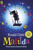 Cover for Matilda by Roald Dahl