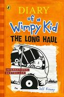 Cover for The Long Haul by Jeff Kinney