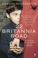 Cover for 22 Britannia Road by Amanda Hodgkinson