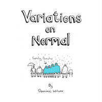 Cover for Variations on Normal A Postcard Book by Dominic Wilcox