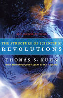 Cover for The Structure of Scientific Revolutions by Thomas S. Kuhn