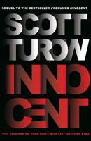 Cover for Innocent by Scott Turow