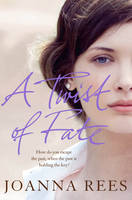 Cover for A Twist of Fate by Joanna Rees