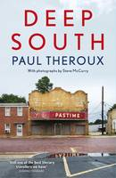 Cover for Deep South Four Seasons on Back Roads by Paul Theroux