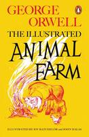 Cover for Animal Farm by George Orwell