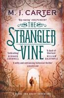 Cover for The Strangler Vine by M. J. Carter