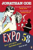 Cover for Expo 58 by Jonathan Coe