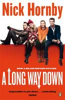 Cover for A Long Way Down by Nick Hornby