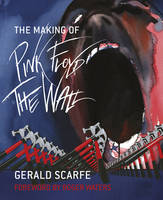 Cover for The Making of Pink Floyd The Wall by Gerald Scarfe
