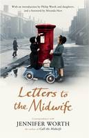 Cover for Letters to the Midwife by Jennifer Worth