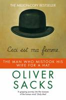Cover for The Man Who Mistook His Wife for a Hat by Oliver Sacks