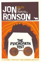 Cover for The Psychopath Test by Jon Ronson