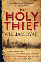 Cover for The Holy Thief by William Ryan