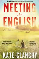 Cover for Meeting the English by Kate Clanchy