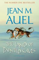 Cover for The Land of Painted Caves by Jean M. Auel