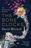 Cover for The Bone Clocks by David Mitchell