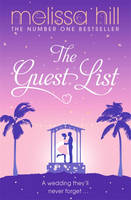 Cover for The Guest List by Melissa Hill
