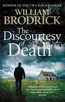 Cover for The Discourtesy of Death by William Brodrick