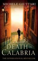 Cover for A Death in Calabria by Michele Giuttari